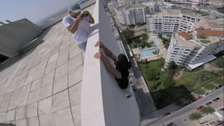 Cityscape Stunts - Video