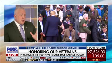 Trump Will Be the First President to Attend the NYC Veterans Day Parade in its 100-Year History