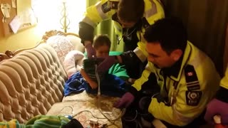 Parents Call 911 On Their Own Baby  - Video