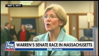 """Elizabeth Warren: """"Being Native American part of my story since the day I was born."""""""