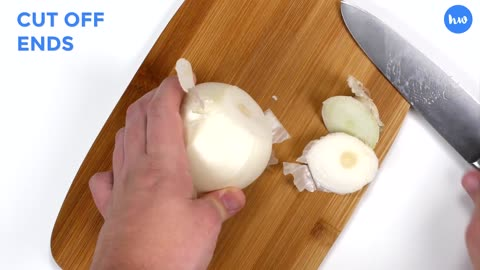 Cutting Tricky Vegetables
