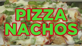 How to Make Pizza Nachos - Full Step-by-Step Video Recipe - Video
