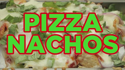 How to Make Pizza Nachos - Full Step-by-Step Video Recipe