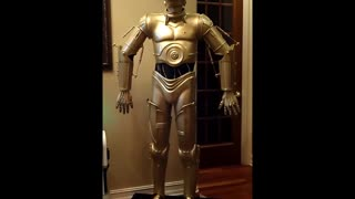 C3PO - Welcome Greeting