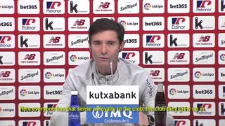 Athletic Bilbao coach Marcelino discusses what he's discovered since his appointment