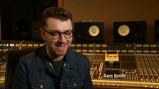 Sam Smith: Singing 'Spectre' song is career highlight - Video