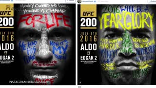 UFC 200 Conor McGregor Vs. Nate Diaz Rematch Confirmed, Aldo/Edgar Also On Card - Video
