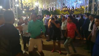 Crazy Wedding Celebrations With Groom And Bride