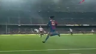 Ronaldinho Mejor Jugada vs Athletic Biblao - Video