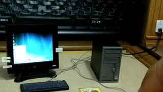 World's Smallest Desktop PC - Video