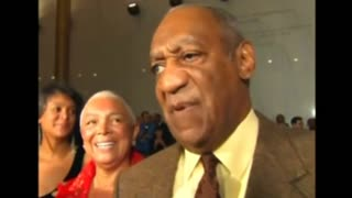 Cosby's wife defends besieged husband - Video
