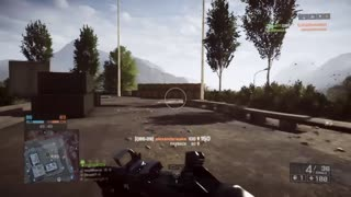 PS4 Battlefield 4 Epic Montage [HD] - Video