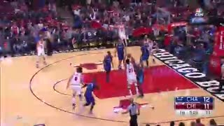 Jimmy Butler Impresses Himself With INSANE 52 pt Performance, Bulls Mascot Gets Freaky - Video
