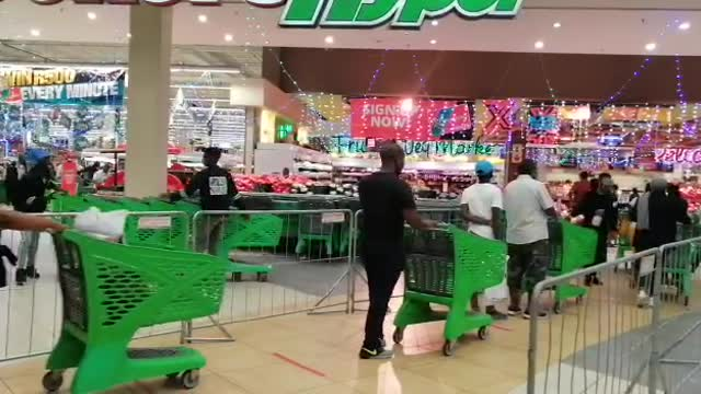 Look: No Black Friday frenzy at Durban's biggest mall - IOL