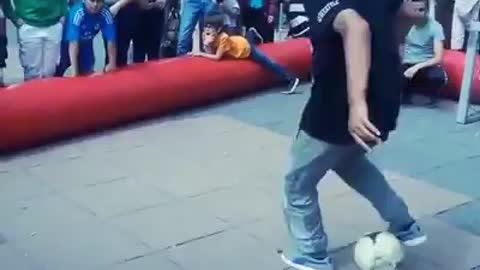 Amazing Triple Nutmeg Panna's On One Person