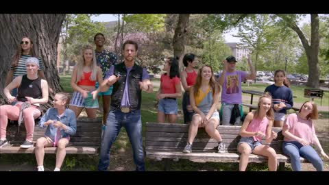 A cappella group covers new contemporary Christian hit song