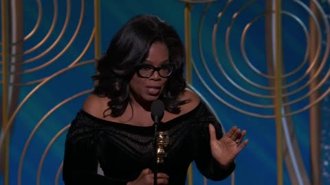 After Oprah's Golden Globes Speech, NBC Tweeted Support for OUR Future President
