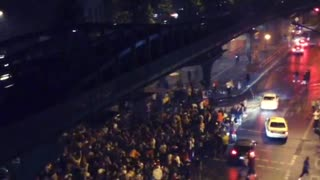 Germany celebrates the World Cup 2014 Victory - Video