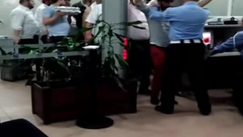 Moroccan Airport Comes Alive As Jewish Travelers Sing And Dance While Touring The Country