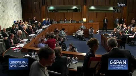 Grassley Blasts Comey For Skipping Yet Another Senate Hearing