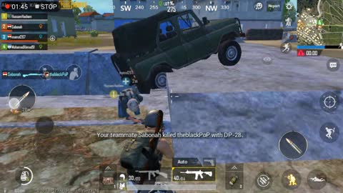 Entering House With Car Full Drama Fight Pubg Game