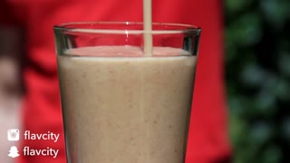 Peach Chai Smoothie - Healthy Smoothie Recipe