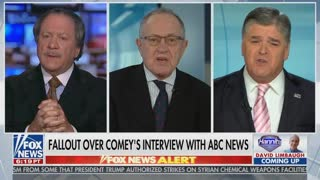 Joe DiGenova says Comey's a criminal - Video