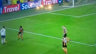 When Zlatan Ibrahimovic ended Tom Huddlestone's career - Video