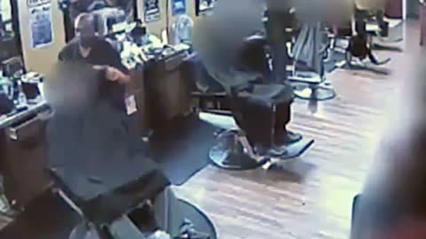 Armed Robbers Get Caught Off Guard