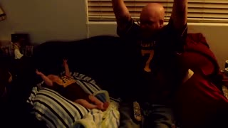 Greatest Football Fan Reactions To Super Bowl Victory - Video
