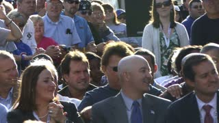 Chicago Cubs Legend Billy Williams Statue Ceremony - Video