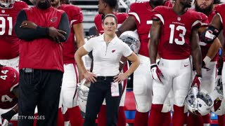 Bills Hire NFL's First Full Time Female Coach Kathryn Smith - Video