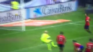 Leo Messi golazo vs. Osasuna - Video
