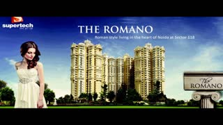 Supertech Romano, A Luxurious Apartment - Video