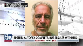 Epstein autopsy results delayed pending more info
