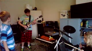 Black Dog Cover (The Millers) - Video