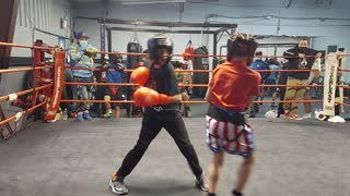 Boxing kids from CT 5