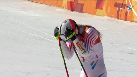 Vonn Places 6th In First Olympic Ski Event