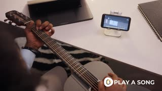 Poputar: A Smart Guitar with Free App for Everyone