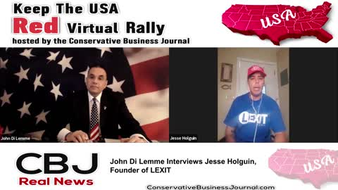 Jesse Holguin Exposes the True Incredible HEART Of President Trump