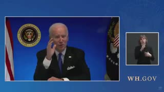 White House Cuts Biden Live Feed