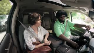 David Ortiz Hilariously Goes Undercover As Lyft Driver In Boston - Video