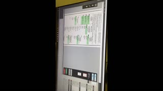 Dominon Voting machines walkthrough on how they scan and adjudicate