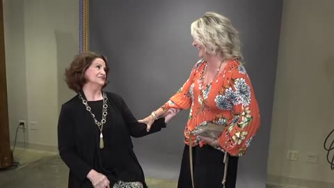 70 Year Old Reclaims Her Younger Self: A MAKEOVERGUY® Makeover