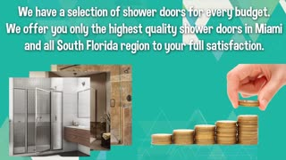 Exclusive range of frameless shower doors products - Video