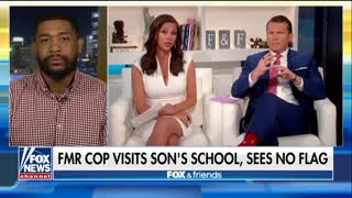 "Former police officer says schools 'brainwashing"" kids after visiting son's classroom"