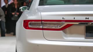 Lincoln Continental - 2017 Lincoln Continental First Look Review #Auto_HDFr