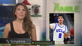 Lonzo Ball's Dad LaVar Blames WHITE Teammates for UCLA's NCAA Tournament Loss - Video