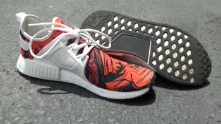 Designed Handmade Custom Sneakers Available now from Freaky Shoes