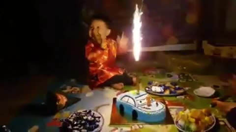 My grandson's birthday - it's ridiculous